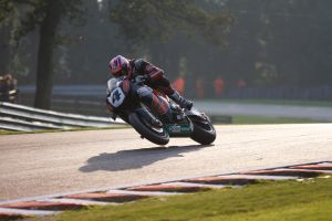 Josh Brookes at Druids by monosolo