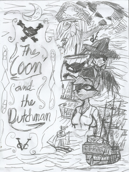 The Coon and the Dutchman, cover by AceNos
