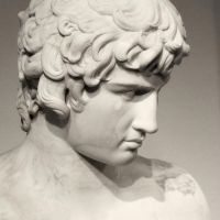 Antinous by sth22art