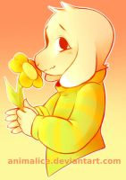 Asriel by Animalice