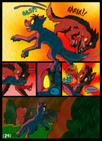 World of Wolves Page 24 by Sooty123