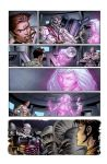 UNIT:E Micronauts book page 2 by spidermanfan2099