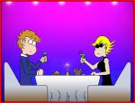 RussoTrot Inevitabilities 5: At La Maison Rouge. by Russotrot