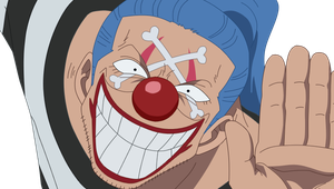 Buggy (Impel Down) by Toree182