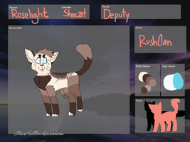 roselight ref DEPUTY by dinosaur-rar