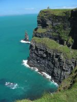 Cliffs of Moher by doko-stock