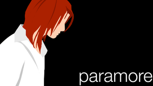 Vectored Hayley Williams by dotgfx