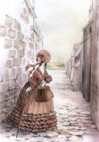Unbelievable Flora Tristan by asiapasek