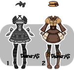 Clothes adoptable batch OPEN by Diana-AS