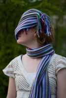 Laurette with shawl by Magical-Night