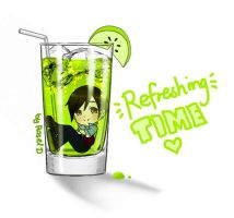 Refreshhhh by ROSEL-D