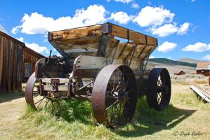 Old Wagon by StephGabler
