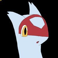 Latias Headshot by SkulblakaShurtugal