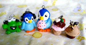 Penguins and Ice Cream by mAd-ArIsToCrAt