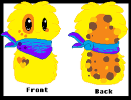 Custom Scarfblob for PsyPro-Begun by ValllaV