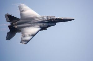 F-15 Eagle by ExposurePersonality