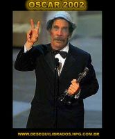 DON RAMON GANA UN OSCAR by 66zangief99