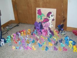 My MLP: FiM collection by Mira-RainbowDash