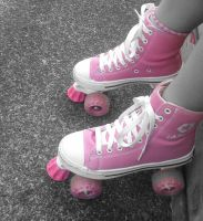 Skates by howcouldyoudothat