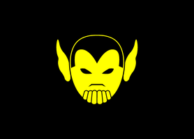UMvC3 Icons - SuperSkrull by mrbrownie