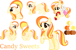 Ponysona: Candy Sweets by CandySweets90240