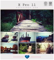 Instagram X Pro ll - Photoshop Action by friabrisa