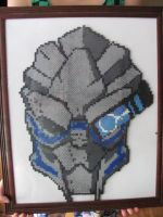 Garrus from Mass Effect trilogy by momma-mishima