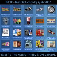 Back To The Future - Icons by iFab