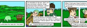 Summer Wine Comic Strip 7 by MST3Claye