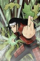 Hokage Shodaime by RightHandOfDoom