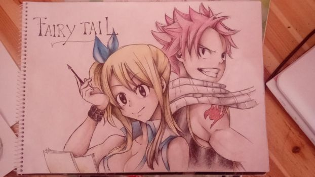Fairy Tail by SzollosiAnna