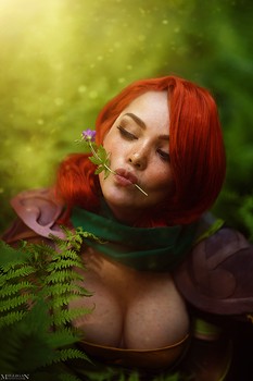 DotA 2 - WindRanger by MilliganVick
