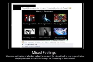 Mixed Feelings by Thrythlind