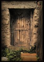 what's behind the magic door by ellenoir