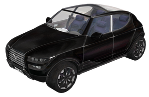 'DMC: Devil May Cry' Kat's car 2.0 XPS ONLY!!! by lezisell