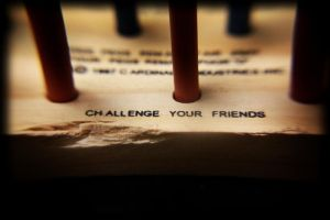 Challenge Your Friends by desperation