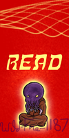 Illithid Bookmark by Wild-Fire-1187