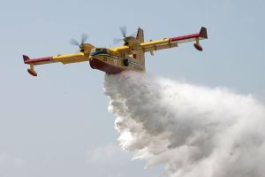 Water Bomber by PJones747-Aircraft