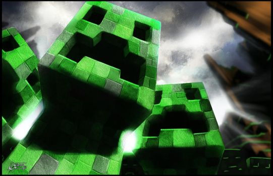 Creepers by Emortal982