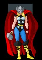 jane foster as thor by nightwing1975