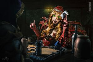 Hearthstone: what's next? by cibo-black-cat