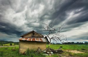 Storm Shack by DrewHopper