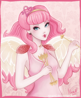 Ever After High - C.A. Cupid by Ninami