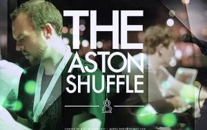 The Aston Shuffle Wallpaper by TheNotoriousGAB