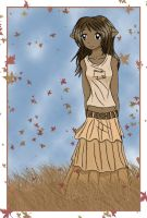 .:when leaves fly:. by kisekiko