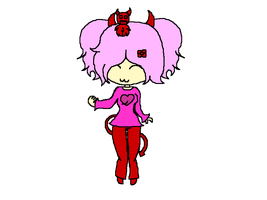pagedoll Ruth!(Art trade) by MintyMagic74