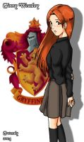 Ginny: Standing Solo by gwendy85