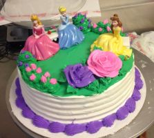 Princess Cake by Crosseyed-Cupcake