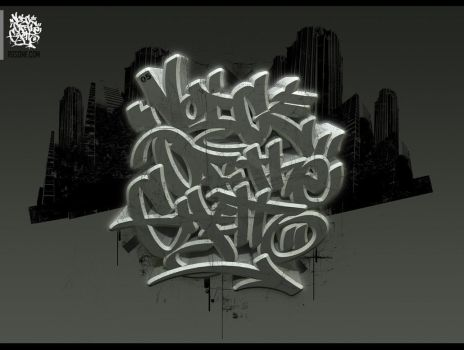 Voice Of The Ghetto Wallpaper by RGSONE