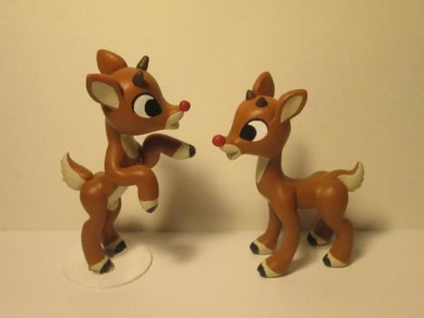 Rudolphs by EarthenPony